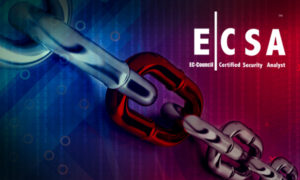 EC-Council Certified Security Analyst-ECSA Course
