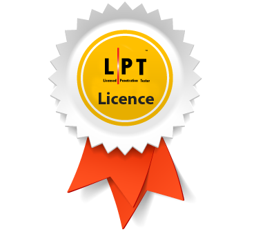 lpt licensed penetration tester course hacking trainer