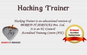 About Us - Hacking Trainer